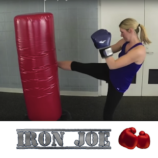 IRON JOE® KICKBOXING WORKOUT - screenshot
