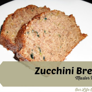 Powdered Sugar Zucchini Bread Recipes