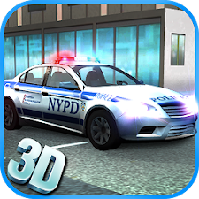 City Police Force Car Chase 3D