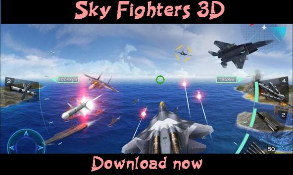 3d skiy fihgters 2 apk screenshot