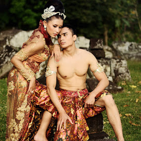True Love by Yanuar Nurdiyanto - Wedding Bride & Groom ( prewedding, indonesia, nikon, photography )