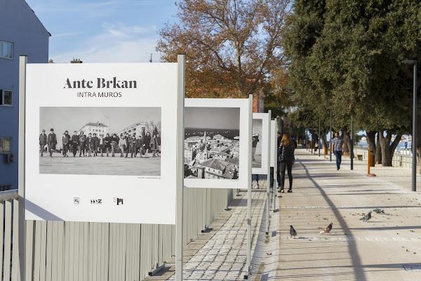 Ante Brkan exhibition, Zadar photography, Zadar new promenade, www.zadarvillas.com