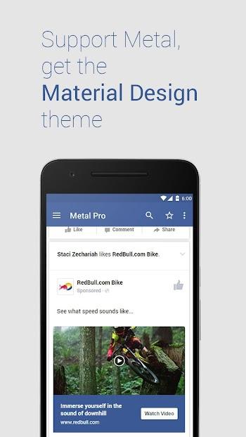 Metal Pro- screenshot