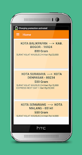 App Ongkir POS Indonesia apk for kindle fire