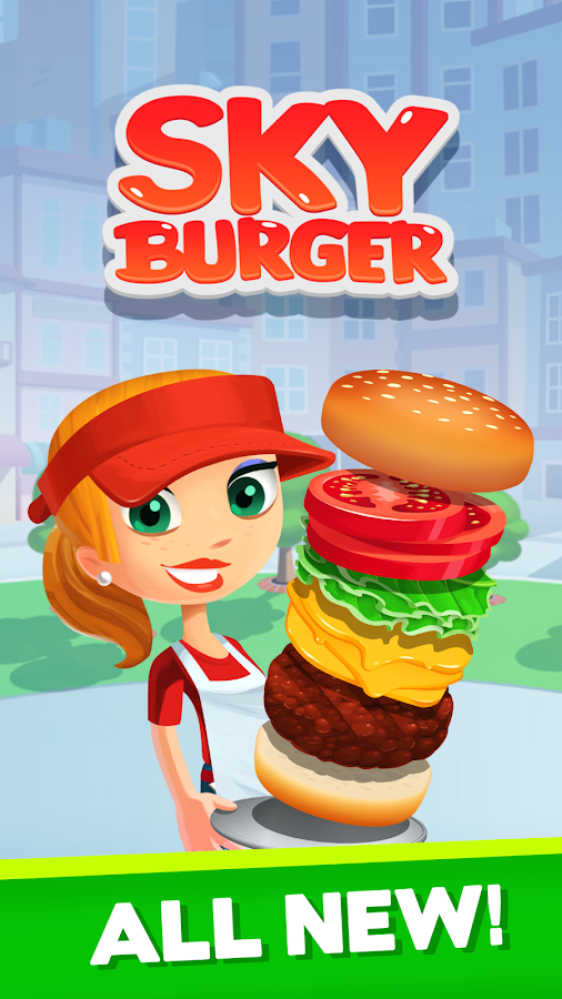 Sky Burger Screenshot 10