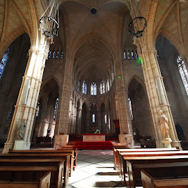 Cathedral in Arundel by Almas Bavcic - Buildings & Architecture Places of Worship