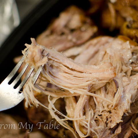 Succulent Shredded Pork