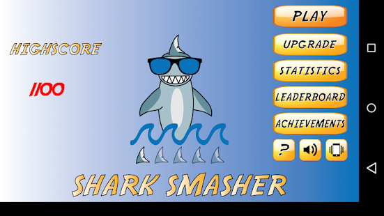 Shark Smasher - screenshot