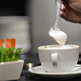 Cappuccino by René Kleynhans - Food & Drink Alcohol & Drinks