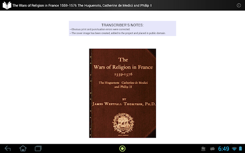 The Wars of Religion in France - screenshot