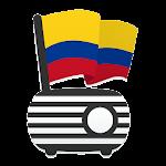 Radio Colombia - Emisoras Colombianas en Vivo Icon