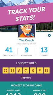 Game Word Streak-Words With Friends APK for Windows Phone