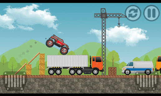 Truck Racer - screenshot