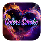 Colors Smoke Keyboard Theme Icon