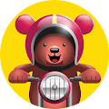 Excite Bear – Animal Bikers APK for Bluestacks