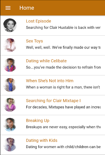 Searching for Clair Huxtable For PC