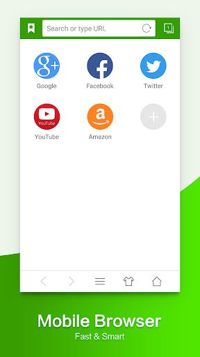 Web Browser & Fast Explorer screenshot 1