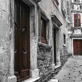 by Igor Modric - City,  Street & Park  Neighborhoods