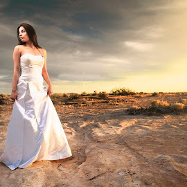 by West Eal - People Portraits of Women ( wedding photography, dress, wedding dress )
