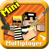 Download Full Cops N Robbers - FPS Mini Game 5.1.5 APK