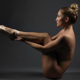 by Riaan Www.rampix.co.uk - Nudes & Boudoir Artistic Nude ( shoes, nude, rampix photography, fine art, @rampix_mk )