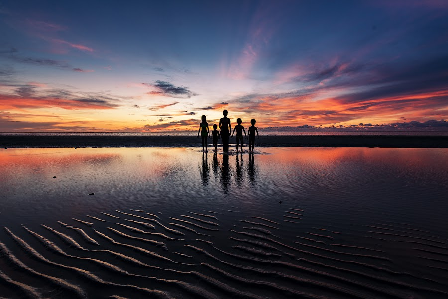 by Esmar Abdul Hamid - Landscapes Sunsets & Sunrises