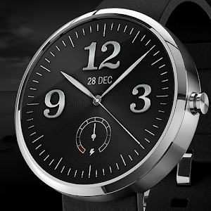 Chromium Watch Face