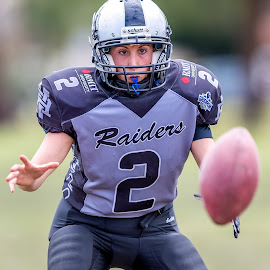 Gridiron Victoria: SPC  by John Torcasio - Sports & Fitness American and Canadian football ( northern lady raiders, image, gridiron victoria, photo, spc )