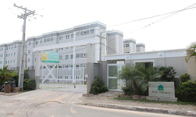 Apartamento  residencial para locação, Vila de Abrantes, Camaçari.