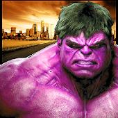 Super Hero Monster Incredible Bulk Battle Revenge APK for Bluestacks