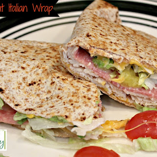 Healthy Italian Wraps Recipes