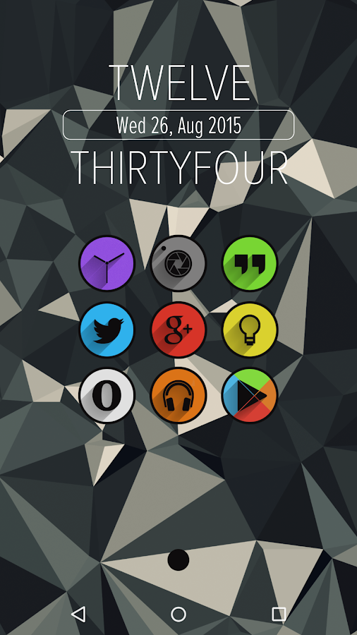 Umbra - Icon Pack Screenshot 4