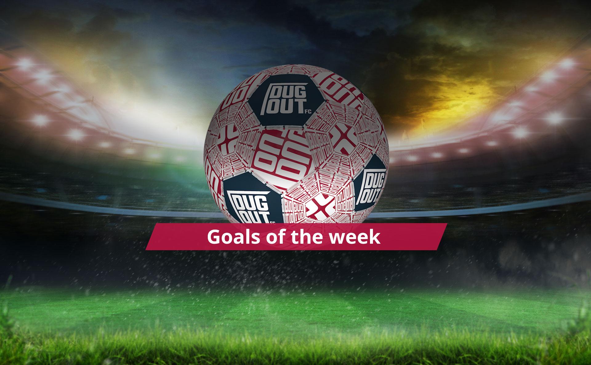Premier League goals of the week - GW 23
