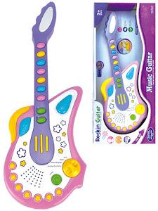 """Набор серии """"Для творчества"""", гитара детская музыкальная, розовая"""