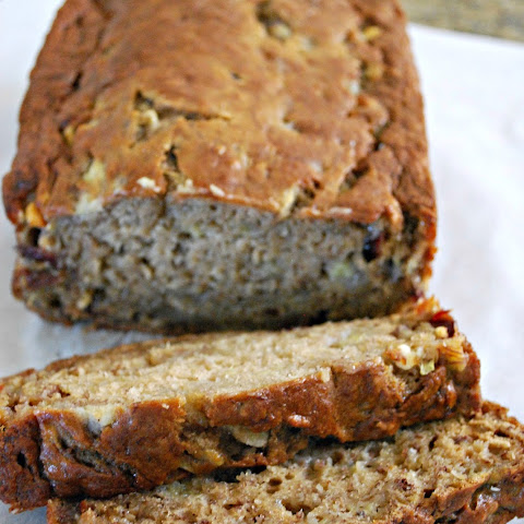 Cranberry Banana Bread – Food Fun Friday