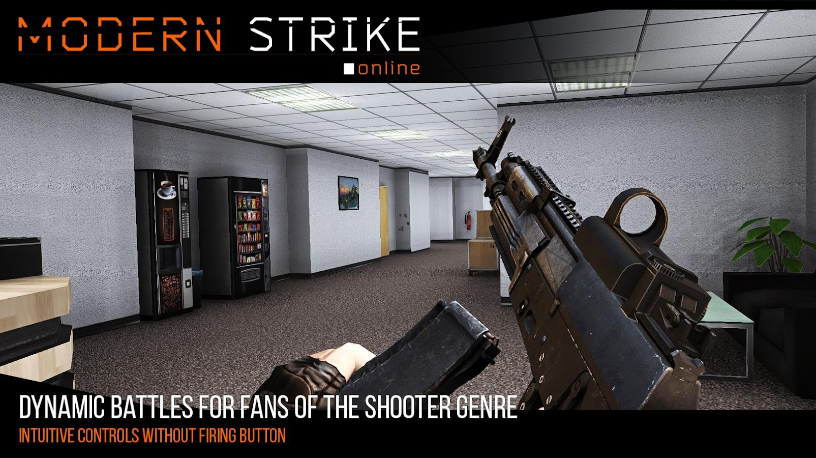 Modern Strike Online Screenshot 0