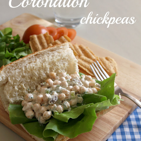 Coronation Chickpeas