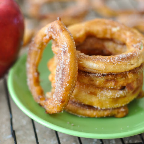 Apple Cinnamon Rings