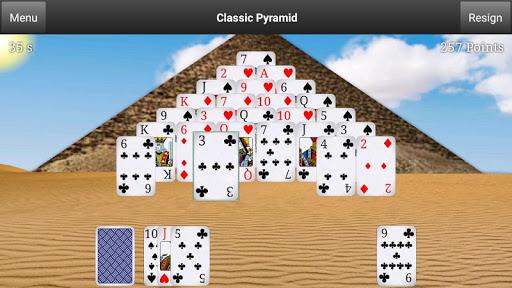 Classic Pyramid - screenshot