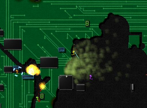 Annelids: Online battle screenshot 15