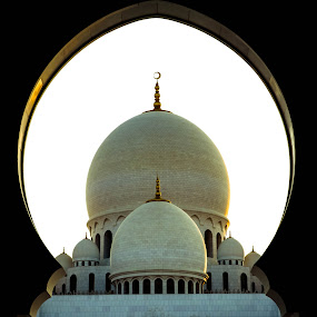 The Grand Mosque by Adam dela Pedra - Buildings & Architecture Places of Worship