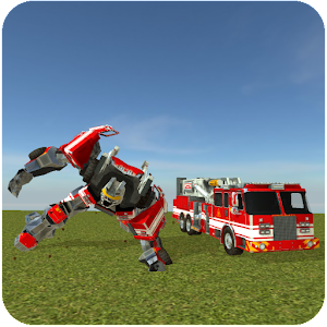Robot Firetruck For PC (Windows & MAC)