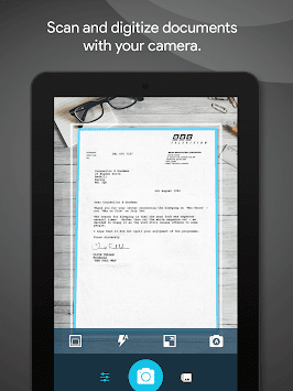 Quick PDF Scanner FREE APK screenshot thumbnail 9