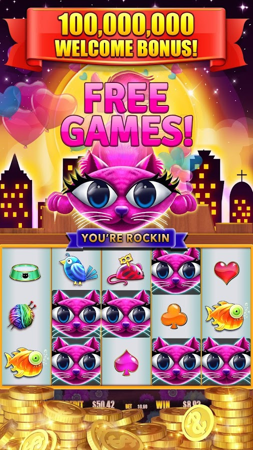 Slots of Vegas - Kostenlose Casino Spielautomaten Spiele android spiele download
