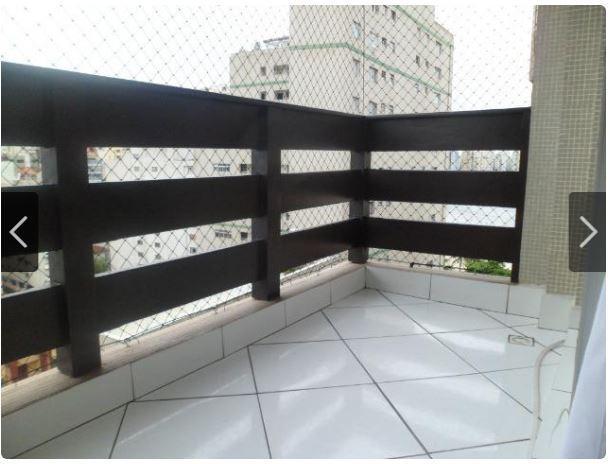 Kitnet com 1 dormitório à venda, 38 m² por R$ 210.000,00 - Centro - São Vicente/SP