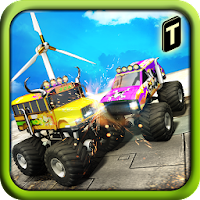 Monster Truck Derby 2016 For PC (Windows And Mac)