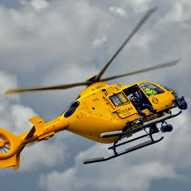 by Stephen Crawford - Transportation Helicopters