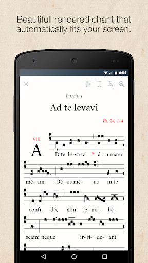 Square Note: Gregorian Chant For PC