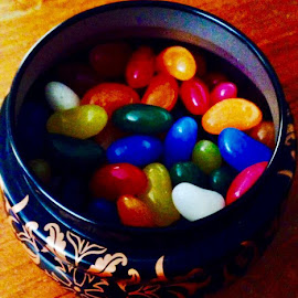 Jelly beans  by Lenni Dottie - Food & Drink Candy & Dessert