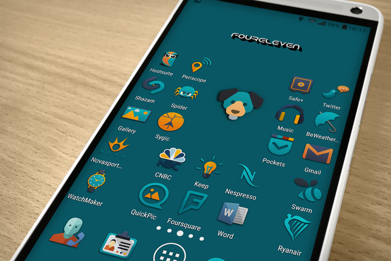 Plexis Icon Pack Screenshot 8